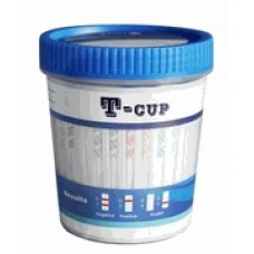 T Cup 14 Panel Drug test with 3 adulterants