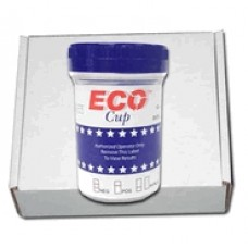 10 Panel with Adulteration Drug Screen Eco cup box of 25